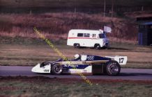 "Hesketh 308C  John Cooper 1978 Oulton Park Aurora F1 10x7"" action photo (a)"